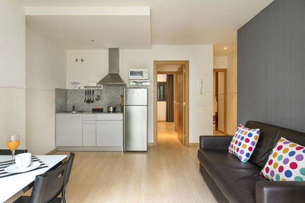 Apartments Sata Olimpic Village Area, appartamenti Barcellona