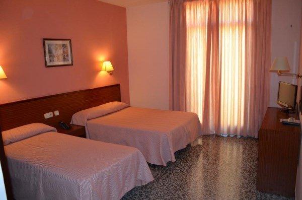 Cuatro Naciones, hotel 2 stelle Barcellona