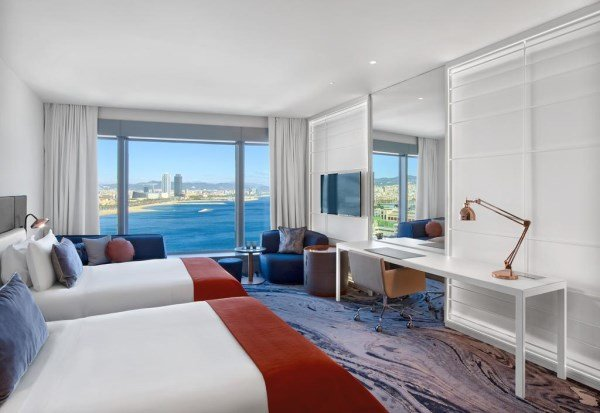 W Barcelona, hotel 5 stelle Barcellona