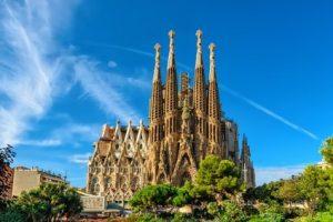 La Sagrada Familia Barcellona