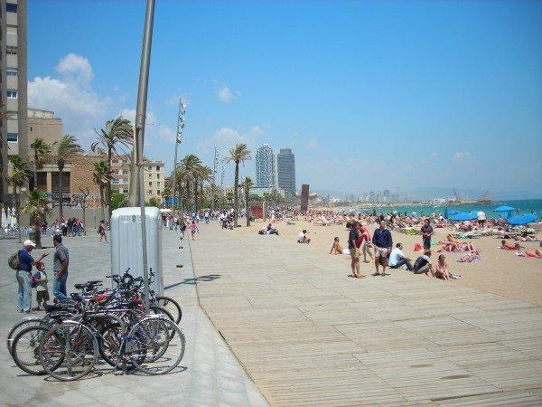 Hotel a Barceloneta, il quartiere marinaro di Barcellona