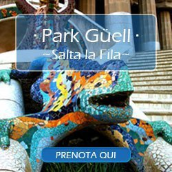 biglietti Parc Guell